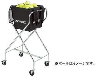 【取寄品】ヨネックス  キャスター付きボールバッグ AC373 テニス
