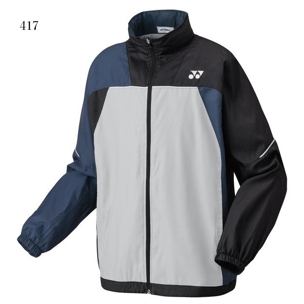ヨネックス 裏地付ウィンドウォーマーシャツ 70069 メンズ ユニセックス 2019AW バドミントン テニス ソフトテニス