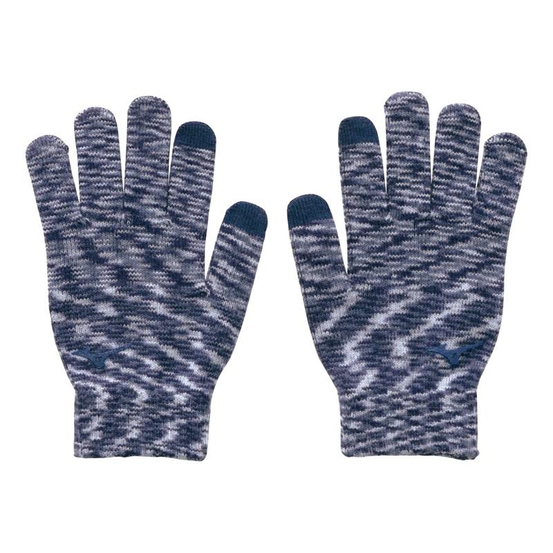 ミズノ 手袋(タッチパネル対応のびのび) 32JY0504 ユニセックス 2020AW スポーツ トレーニング ゆうパケット(メール便)対応