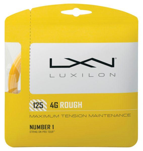 ウイルソン  4G ROUGH 125  フォー・ジー・ラフ 125 WRZ997114 硬式テニス テニスガット ストリング ゆうパケット(メール便)対応