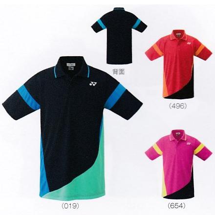 特ウエアヨネックス ゲームシャツ 10251 メンズ 2018SS バドミントン テニス ゆうパケット(メール便)対応y30off