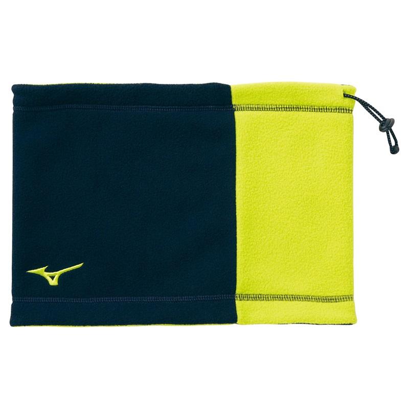 ミズノ リバーシブルネックウォーマー 32JY0700 ユニセックス 2020AW スポーツ トレーニング ゆうパケット(メール便)対応