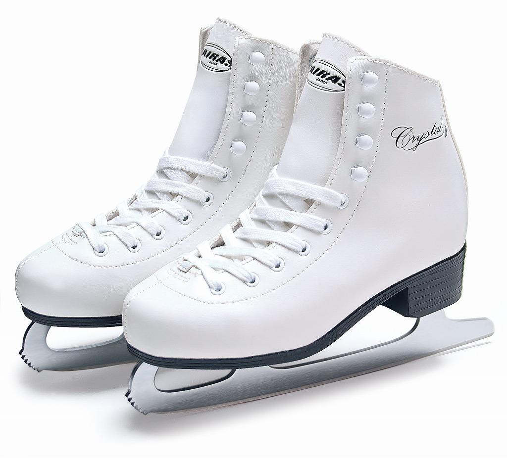 フィギュアスケート ザイラス F−130 クリスタル2 スケート靴
