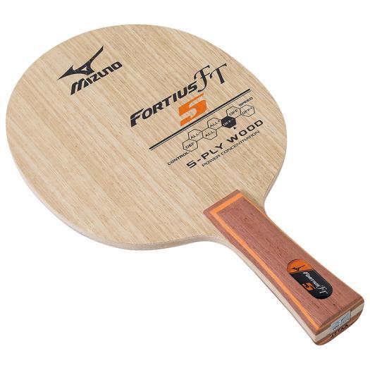 【取寄品】 ミズノ 卓球ラケット フォルティウス FT5 83GTT60554  2018SS 卓球