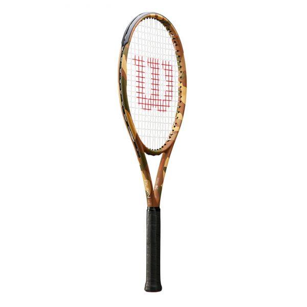 ウイルソン  BURN 95 CV CAMO  バーン 95 CV カモ WRT741420X 2018AW 硬式テニス 2018秋冬