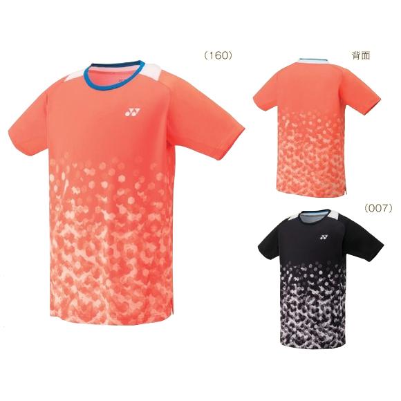 ヨネックス ゲームシャツ 10228J ジュニア キッズ ユニフォーム 2018SS バドミントン テニス ゆうパケット(メール便)対応