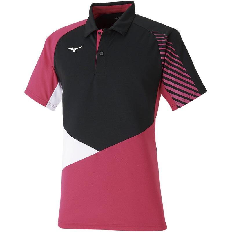 ミズノ ゲームシャツ 62JA0014 メンズ ユニセックス 2020SS バドミントン テニス ソフトテニス ゆうパケット(メール便)対応 半袖
