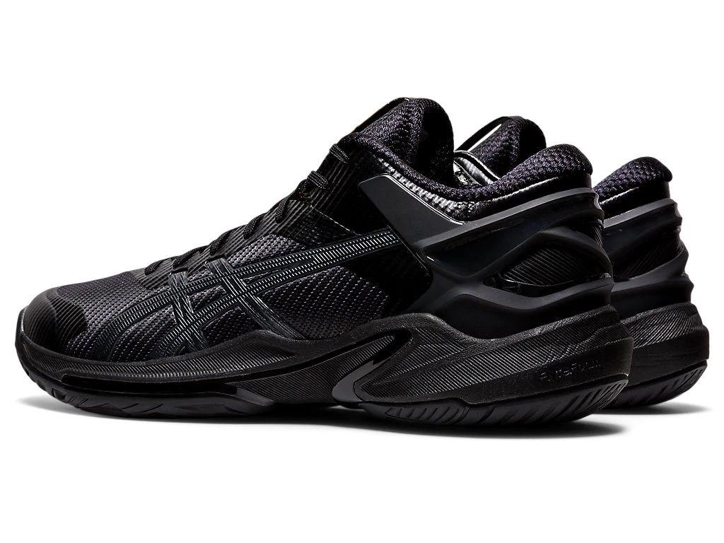 アシックス バスケットボールシューズ ゲルバースト24 LOW ブラック/ブラック 1063A027-001 ユニセックス 2020AW 同梱不可 RFCL