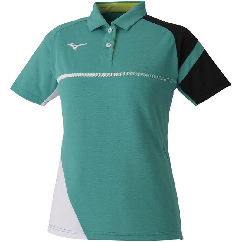 ミズノ ウィメンズゲームシャツ 62JA0214 レディース 2020SS バドミントン テニス ソフトテニス ゆうパケット(メール便)対応 半袖