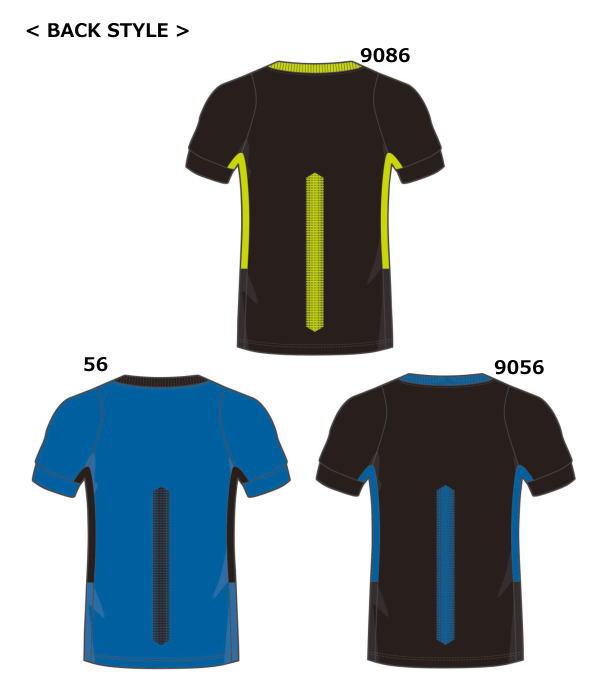 アシックスブレードプラシャツ XW6731バレーボール バレー ウエア 練習着 半袖メンズ ユニセックス 男女兼用ASICS 2017AW ゆうパケット(メール便)対応