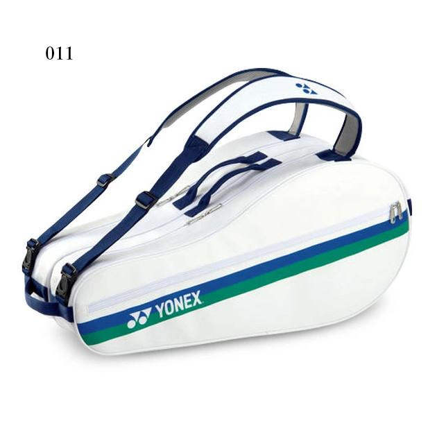 ヨネックス 75TH ラケットバッグ6(テニス6本用) BAG02RAE 2021SS バドミントン テニス ソフトテニス