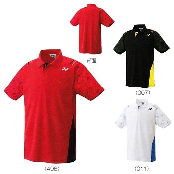 ヨネックスポロシャツ 10221Jバドミントン テニス ウエア 半袖 ジュニア 用YONEX 2017AW ゆうパケット(メール便)対応