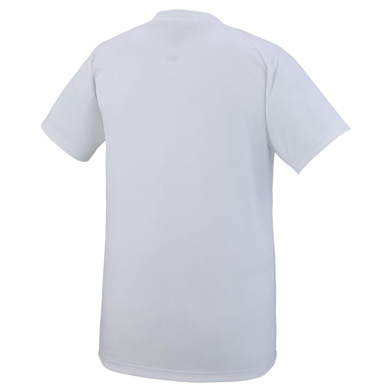 アシックス Tシャツ プラクティスショートスリーブトップ XW6746 メンズ 2018SS バレーボール ゆうパケット(メール便)対応