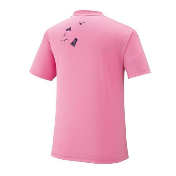 ミズノ MARVEL Tシャツ 72JA9Z55 メンズ ユニセックス 2019AW バドミントン ゆうパケット(メール便)対応