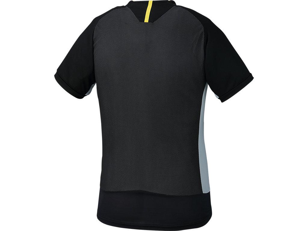 アシックス Tシャツ ブレード ショートスリーブ トップ 2051A006 メンズ 2018AW バレーボール ゆうパケット(メール便)対応 2018新製品 2018秋冬