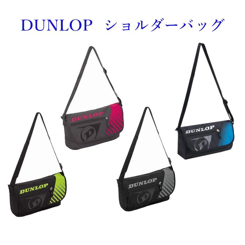 ダンロップ ショルダーバッグ DTC-2035 2020SS テニス ソフトテニス