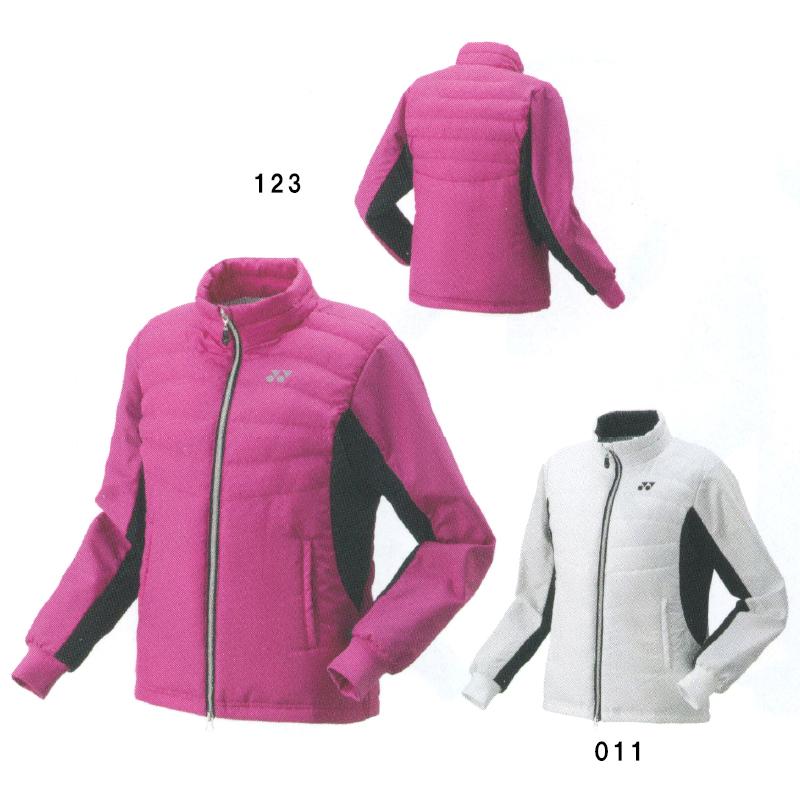 ヨネックス 中綿ジャケット(フィットスタイル) 98048 レディース 2018AW バドミントン テニス ソフトテニス 2018秋冬 防寒 あったか 寒さ対策
