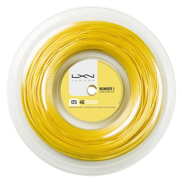 ウイルソン 4G ROUGH 125 REEL フォー・ジー・ラフ・125(REEL)WRZ990144硬式テニス テニスガット ストリング ロール