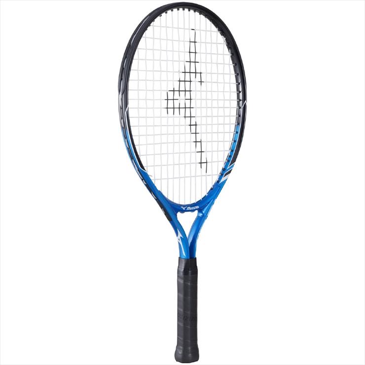 【取寄品】 ミズノMT23 63JTH76320テニス ラケット 硬式 キッズ ジュニア 子供用 張り上げmizuno