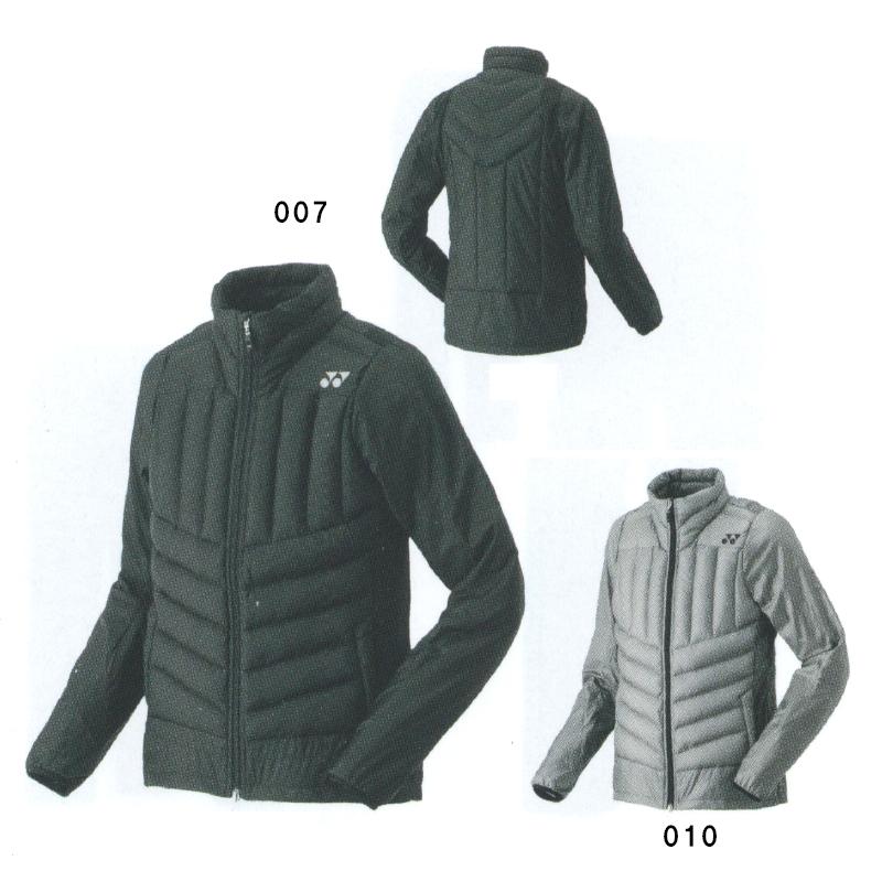 ヨネックス 中綿アクティブジャケット 90049 メンズ 2018AW バドミントン テニス ソフトテニス 2018秋冬 防寒 あったか 寒さ対策