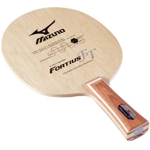 【取寄品】 ミズノ 卓球ラケット フォルティウス FT 18TT21055  2018SS 卓球