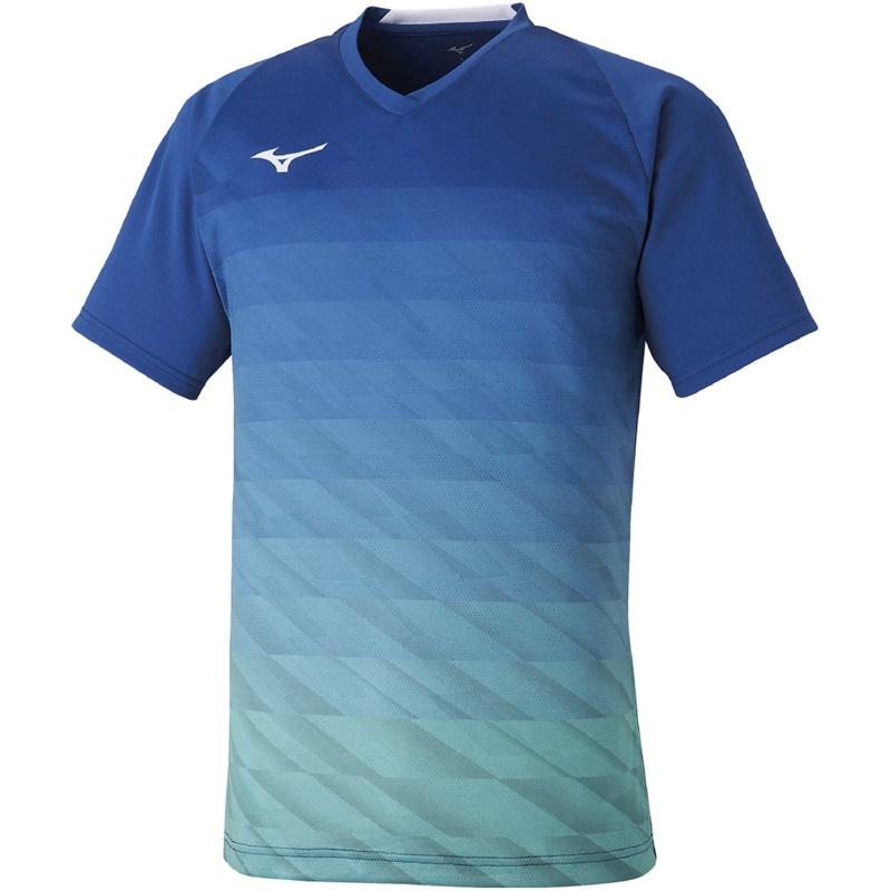 ミズノ ゲームシャツ 72MA0022 メンズ ユニセックス 2020SS バドミントン テニス ソフトテニス ゆうパケット(メール便)対応 2020最新 2020春夏