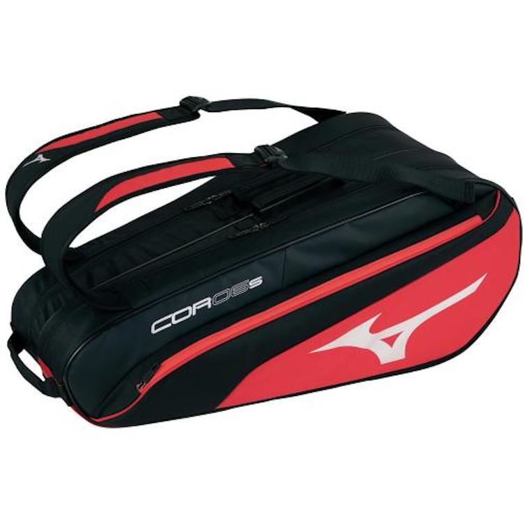 ミズノ ラケットバッグ(6本入れ) 63JD0501 2020AW バドミントン テニス ソフトテニス