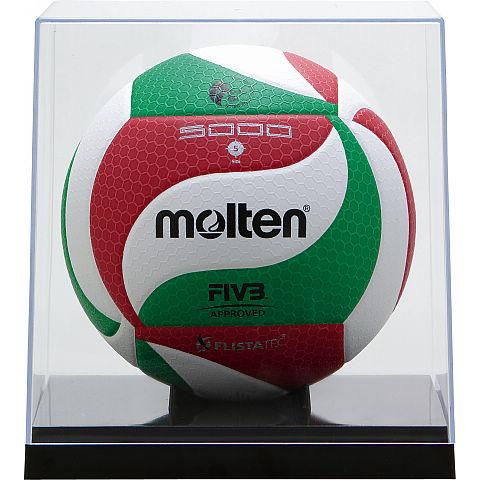 【取寄品】 モルテンクリアケース 5号球用CC50Nバスケットボール バレーボール サッカー 記念品 molten