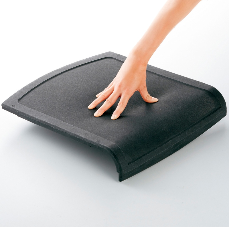 ミーティングチェア スタッキングチェア 会議用椅子 ループ脚 スチール シルバー 塗装脚 布 | I-DMC15ST-SJN