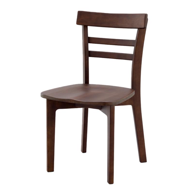 ミーティングチェア 木製チェア ラウンジ用椅子 4本脚 木 木製脚 木 | I-ECLT-03-D