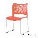 ミーティングチェア スタッキングチェア 会議用椅子   【12脚セット】 I-MC-MKM01