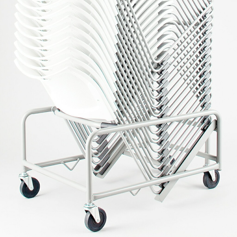 会議用椅子用台車 ミーティングチェア用台車 MC専用 | I-XAMC30