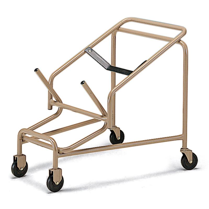 ミーティングチェア 専用台車 会議用椅子 | I-XA1841