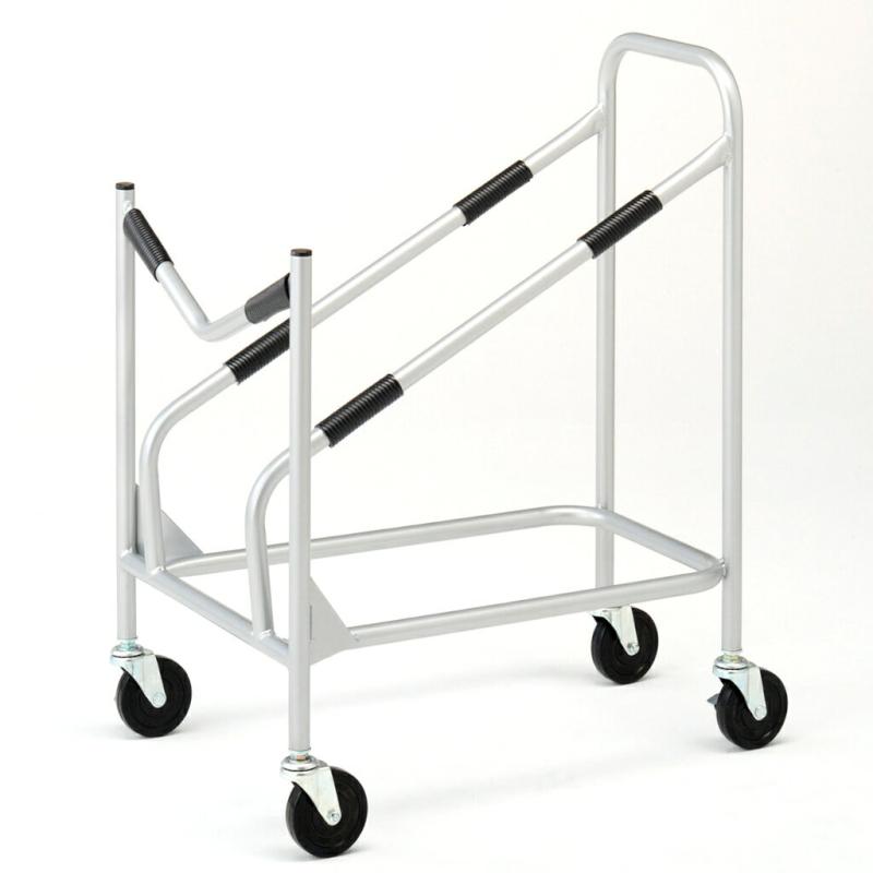 会議用椅子用台車 ミーティングチェア用台車 HGS専用 | I-AD-20