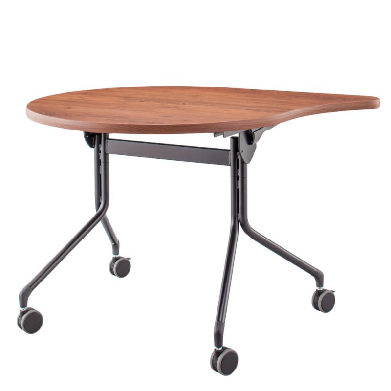 木製テーブル キャスター脚 ティア | I-ESC-FT-B