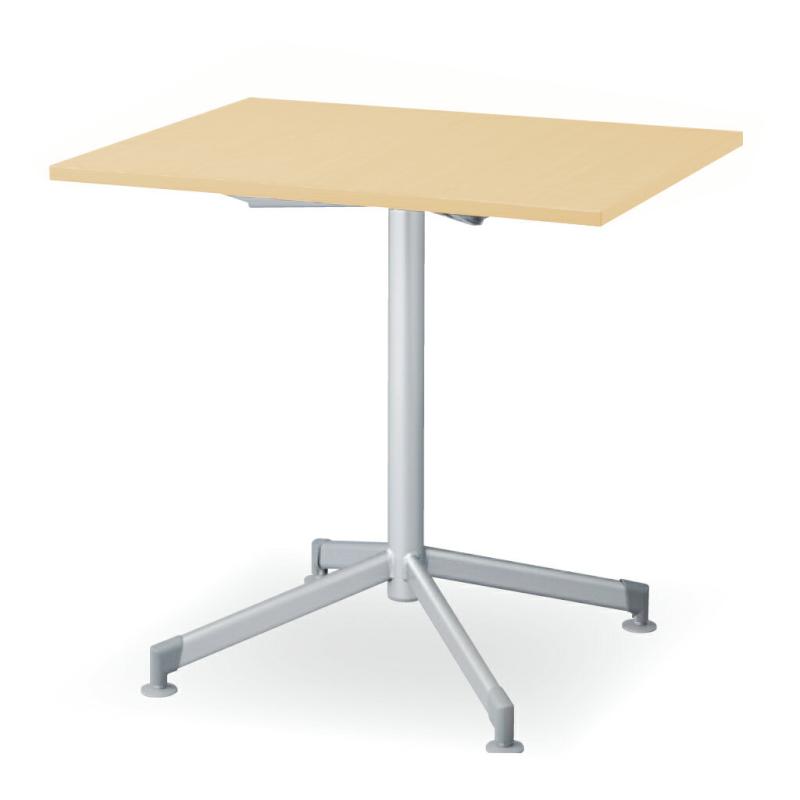 木製テーブル W600 D400 H700 塗装脚 フーク   I-FKTX6075G