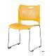 ミーティングチェア スタッキングチェア 会議用椅子 樹脂メッシュ 塗装脚   I-MC-MKT01