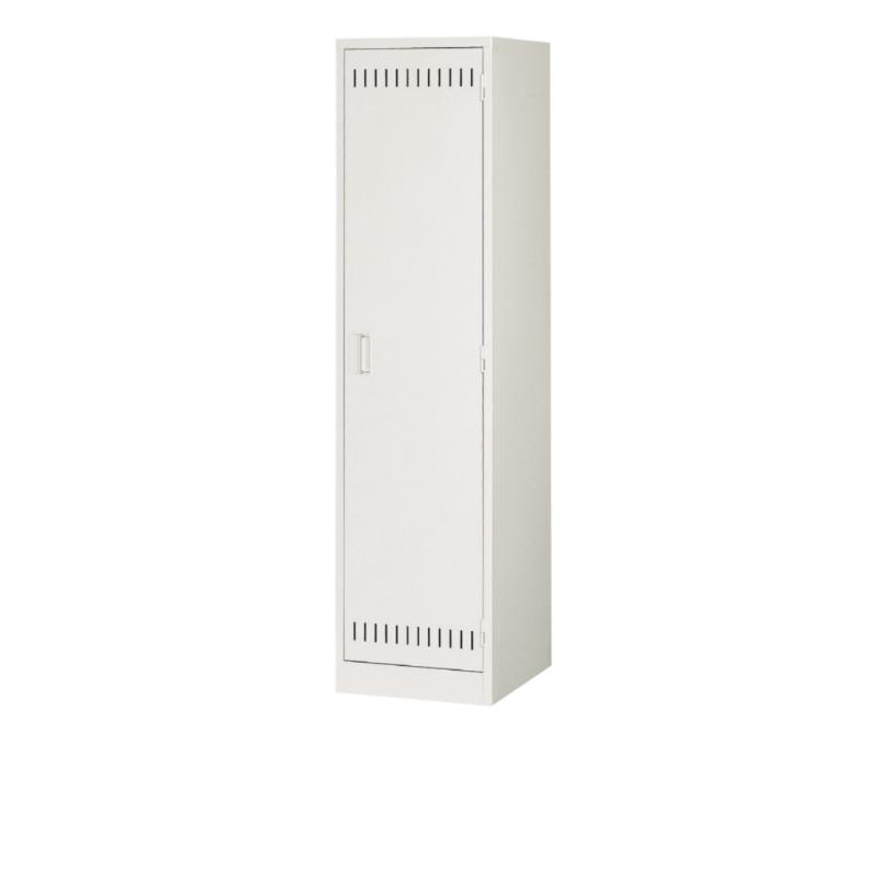 掃除用具入れ 掃除道具入れ クリーンボックス W455 D400 H1790mm | I-CP-4N