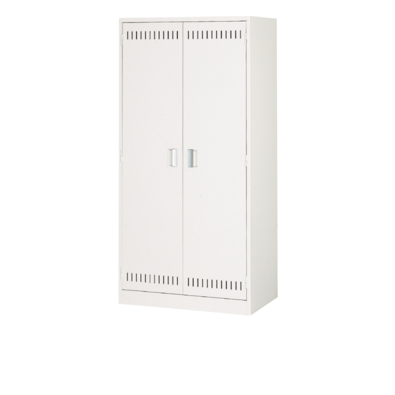 掃除用具入れ 掃除道具入れ クリーンボックス W880 D515 H1790mm | I-CP-5N