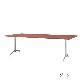 木製テーブル W1800 D750 H700 塗装脚 フーク | I-FKTT1875-G