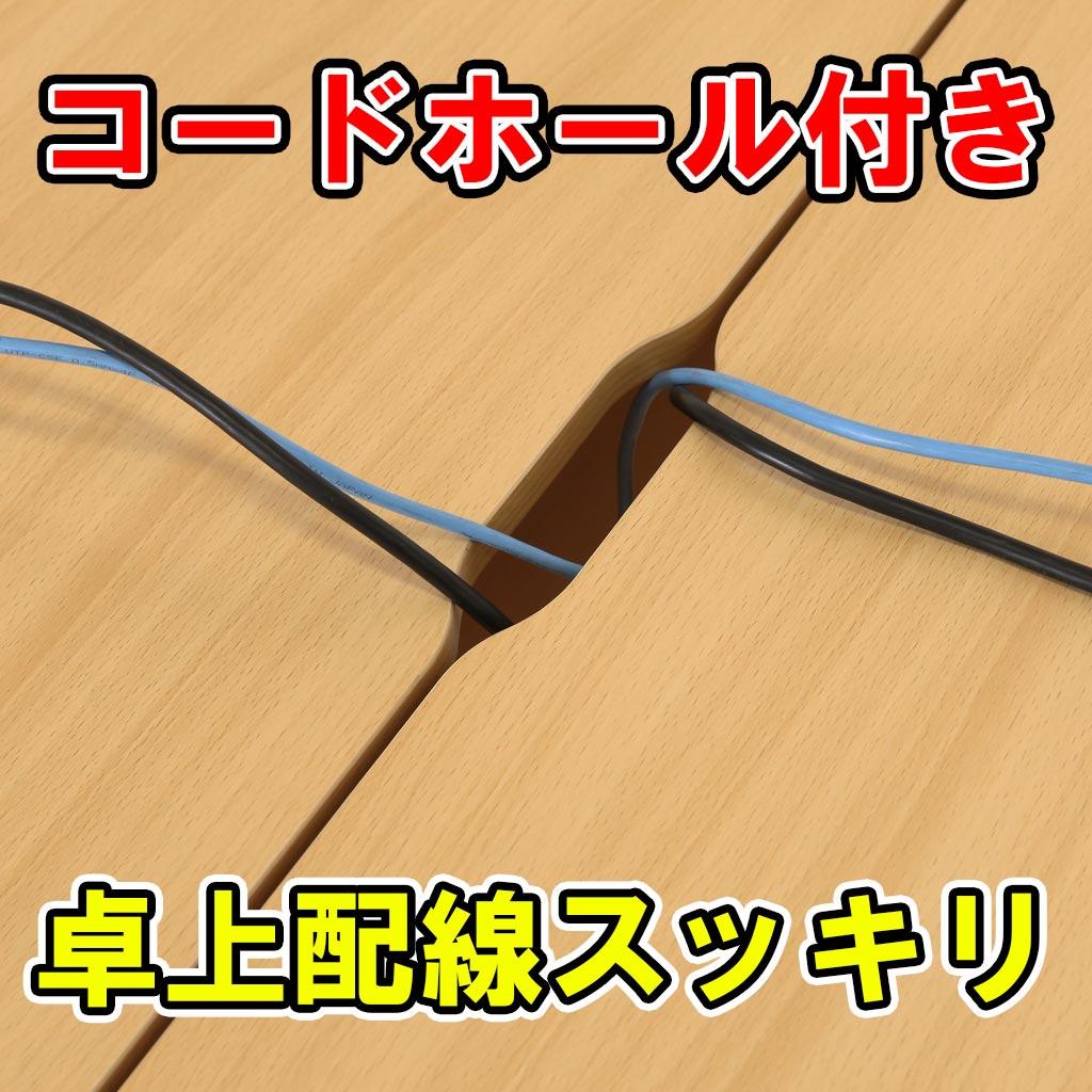 オフィスデスク 木製デスク 事務机 平机 W800 D600 H700 | I-MOD-H0860