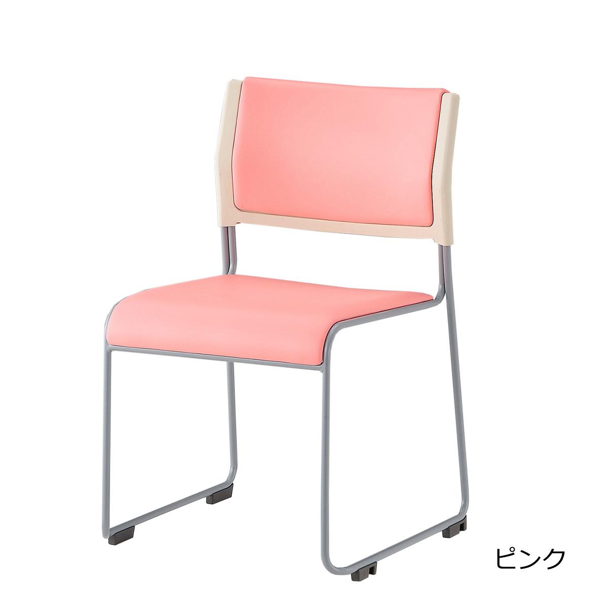 ミーティングチェア スタッキングチェア 会議用椅子 | I-LTS-110P-V