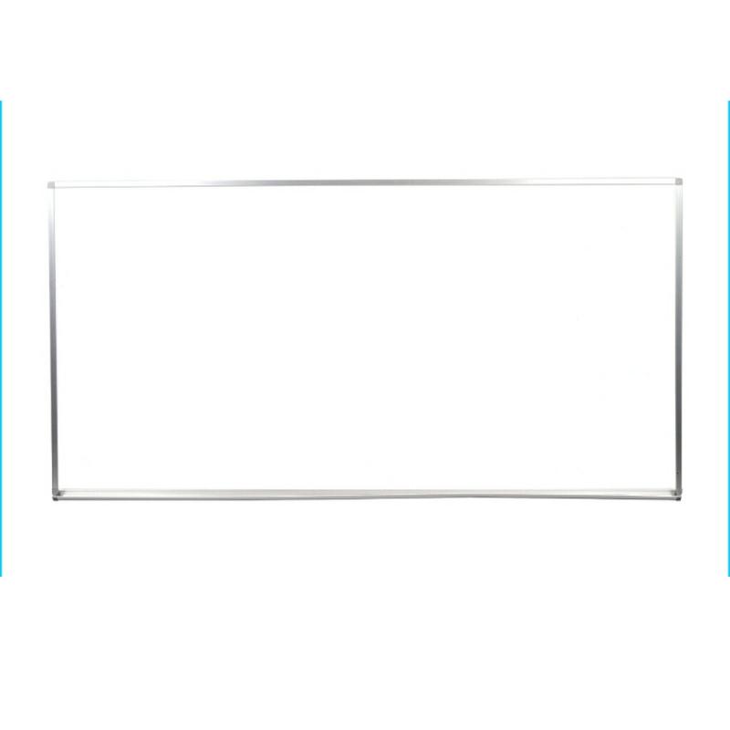 ホワイトボード 壁掛け 無地 W1800 H900 マグネット対応 | I-TFR-918
