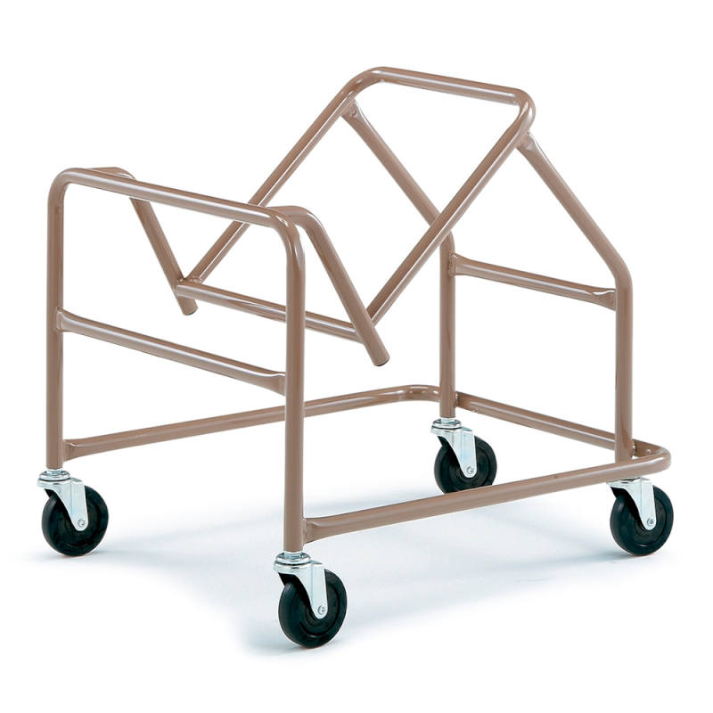 ミーティングチェア 専用台車 会議用椅子   I-XA1637
