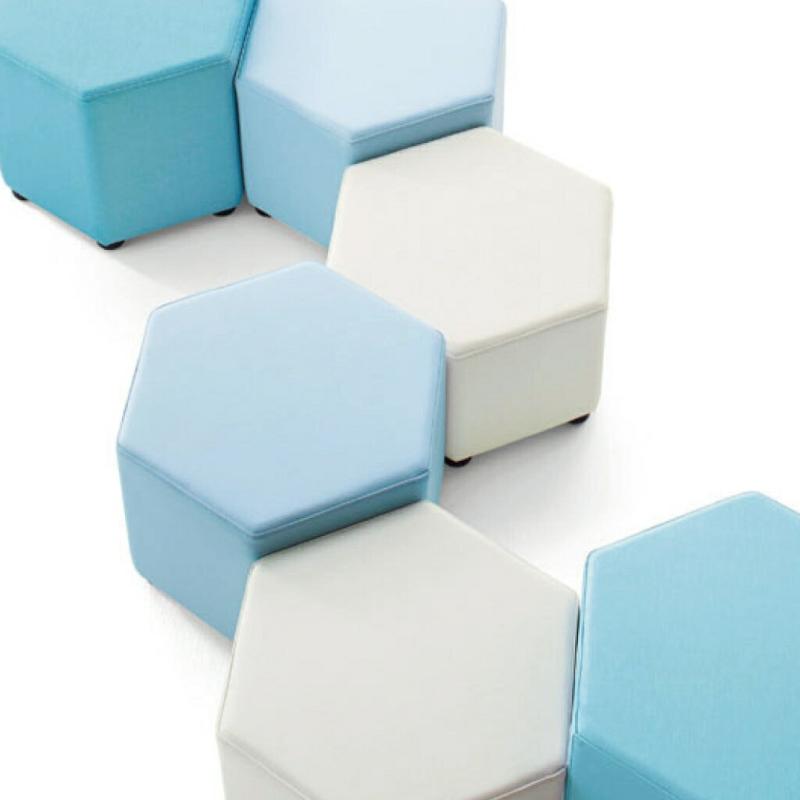 スツール 6角形 ヘキサ| I-C-31035