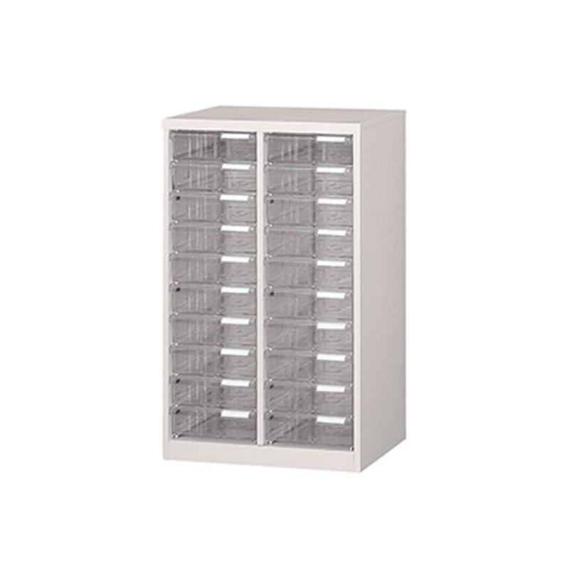 フロアケース レターケース B4サイズ 2列10段 W606 D400 H880 | I-B-210