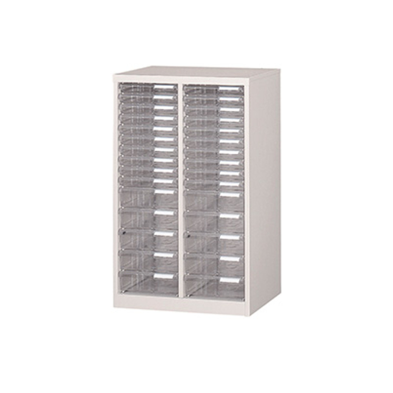 フロアケース レターケース B4サイズ 2列15段 W606 D400 H880 | I-B-215