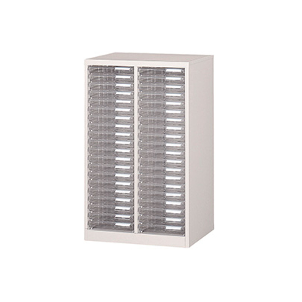 フロアケース レターケース B4サイズ 2列20段 W606 D400 H880 | I-B-220