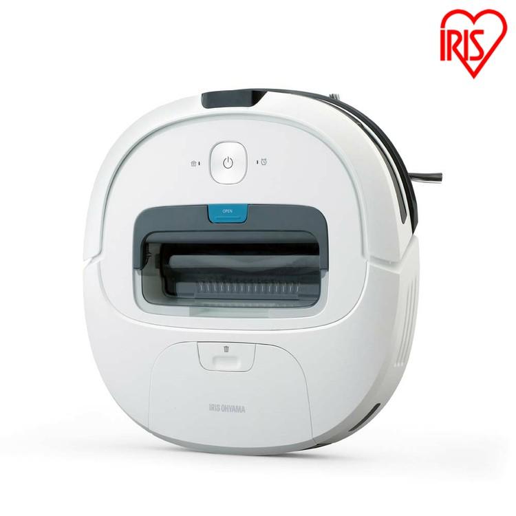 家電 ロボット掃除機 | I-IC-R01-W