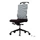 オフィスチェア デスクチェア 事務椅子 肘なし ハンガー付き クレア | I-CREA-H0-G